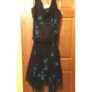 Dresses & Skirts - Sexy 2-Piece Dress